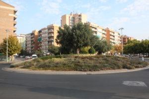 Rotonda Av. Garrigues